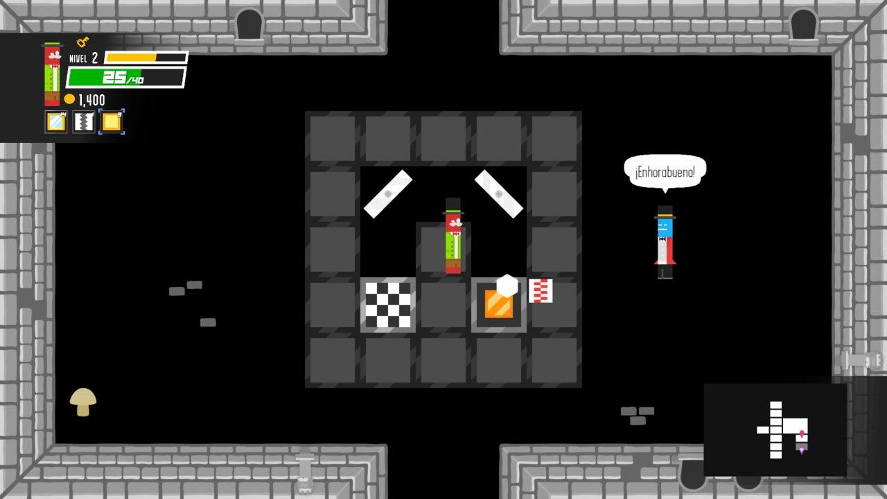 Análisis de Pong Quest