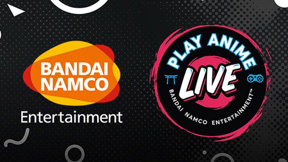 """Bandai Namco anuncia """"Play Anime Live"""" su nuevo evento digital y será muy pronto"""