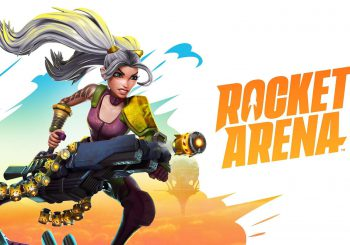 Consigue gratis Rocket Arena con Prime Gaming
