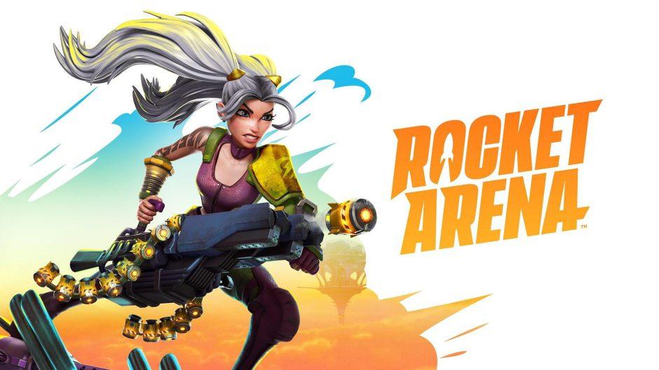 Consigue GRATIS códigos para Rocket Arena
