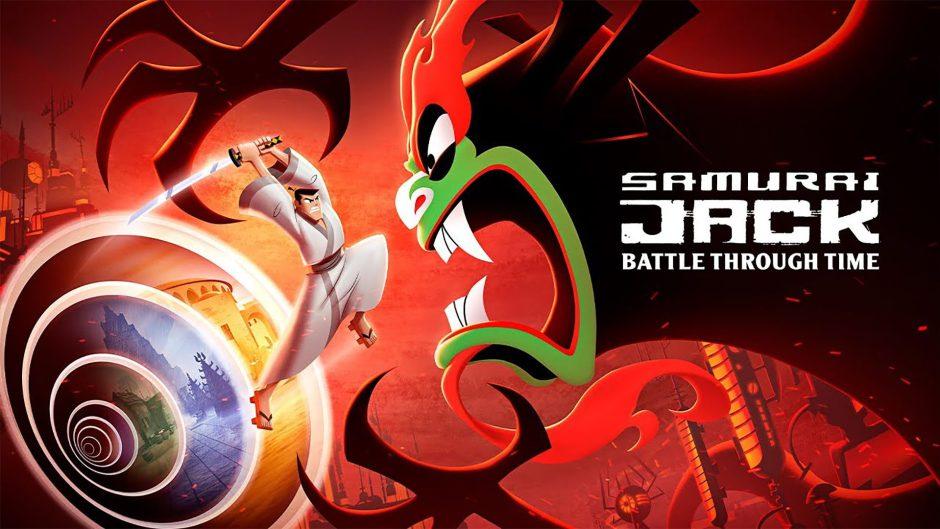 Samurai Jack: Battle Through Time llegará en agosto a Xbox One