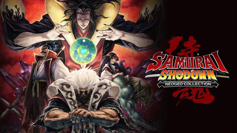 Aparece Samurai Shodown NeoGeo Collection en la tienda de Microsoft