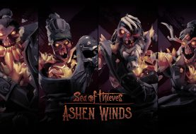 Ashen winds es la nueva actualización de Sea of Thieves