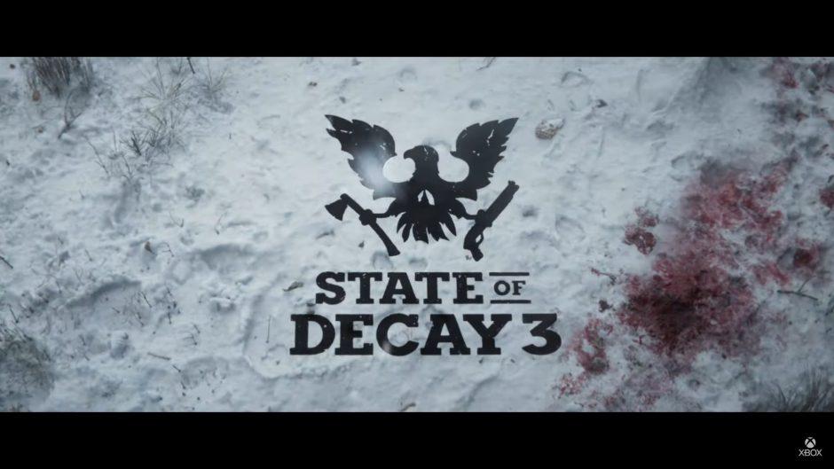 State of Decay 3 será un triple A de los grandes