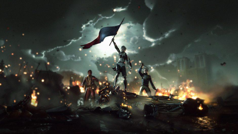 Anunciado Steelrising para Xbox Series X, lo nuevo de los creadores de Greedfall