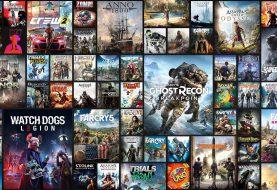 Una amplia selección de títulos de Ubisoft con hasta un 80% de descuento