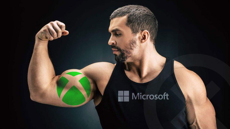 Los ingresos por servicios y juegos de Xbox, aumentaron un 65%