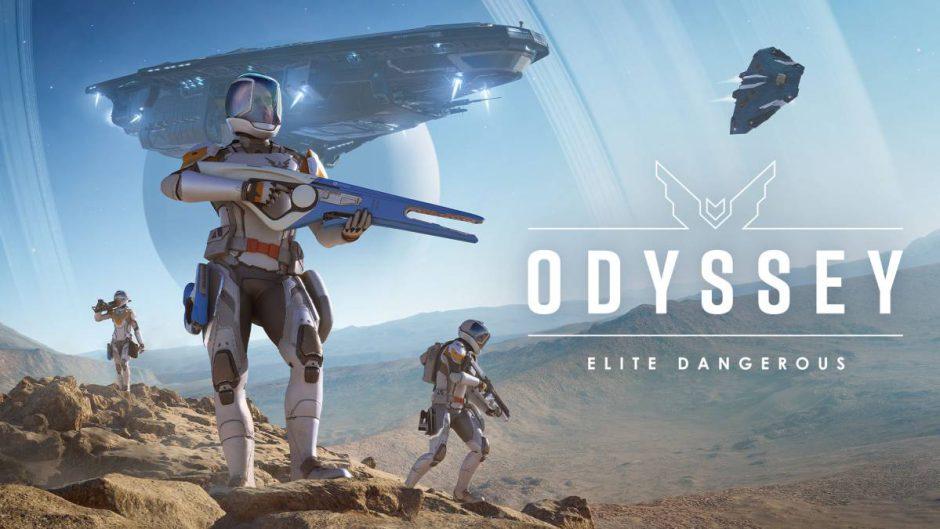 Elite Dangerous: Odyssey nos permitirá explorar los planetas