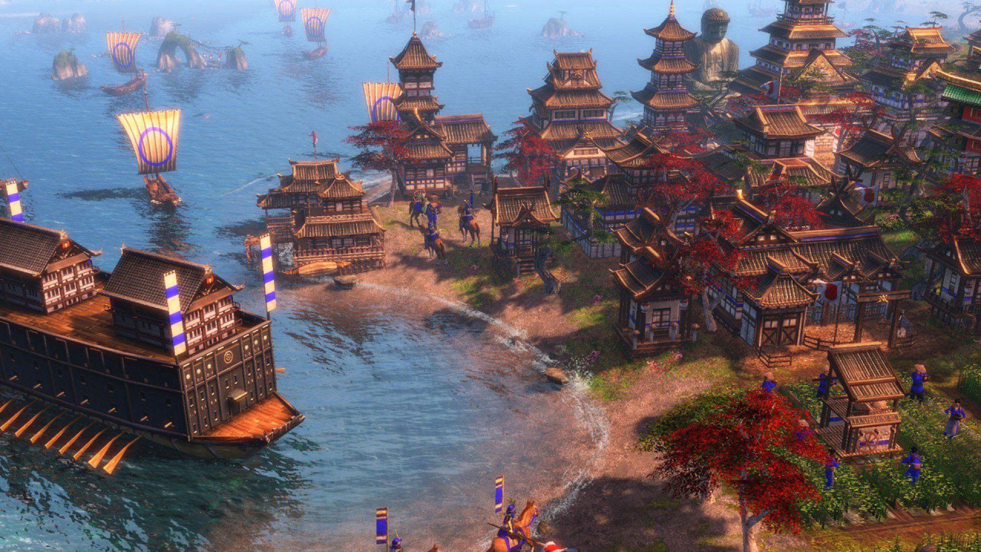 Age of Empires 3: Definitive Edition podría llegar muy pronto