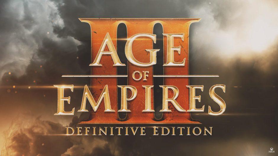 Nuevo gameplay de Age of Empires III Definitive Edition