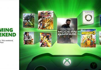 Ya está aquí el Big Gaming Weekend con hasta 9 títulos para jugar online gratis sin Gold