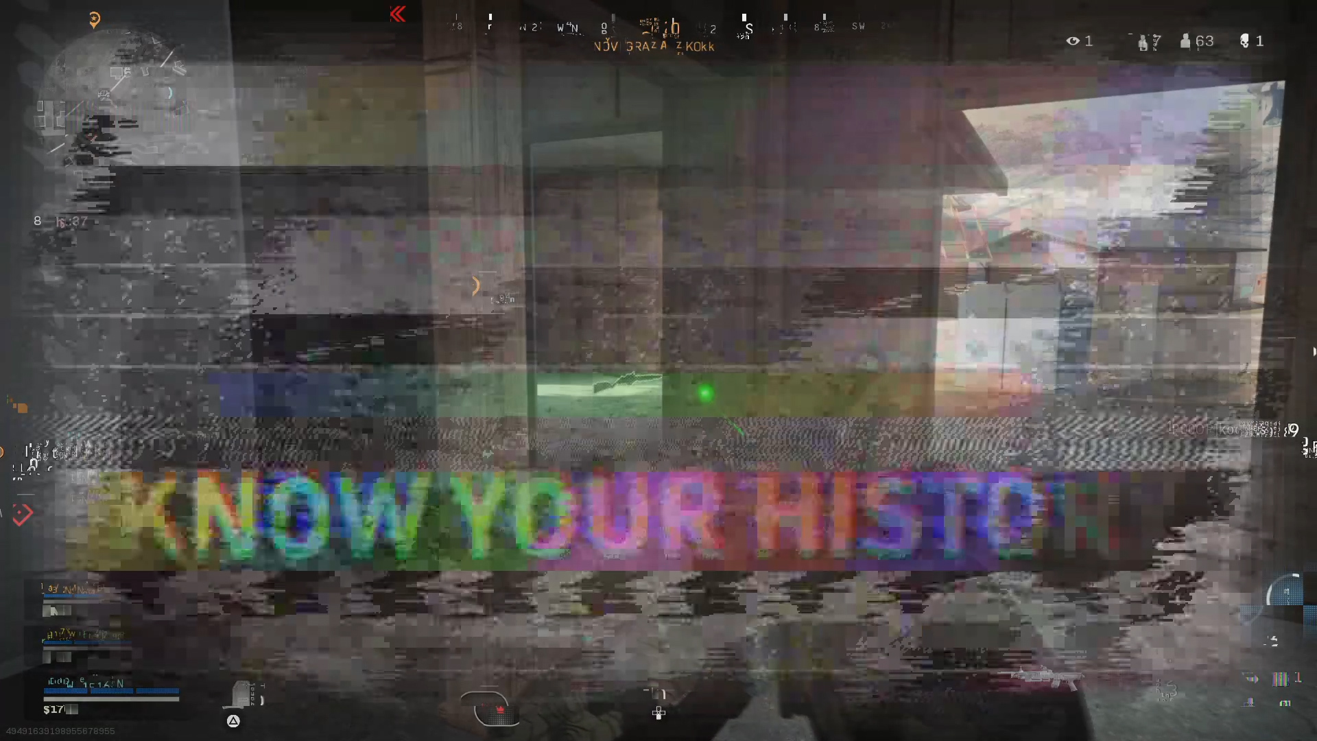 Call of Duty - Message 1