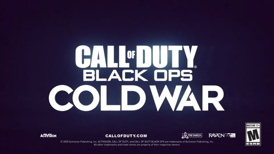 Revelada la primera imagen oficial de Call of Duty Black Ops: Cold War