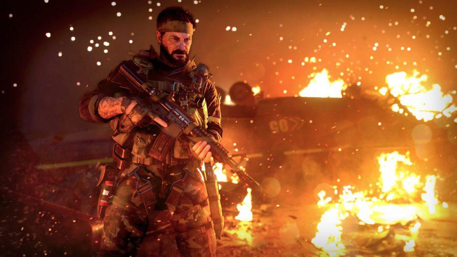 La Microsoft Store revela el peso del nuevo Call of Duty Black Ops: Cold War