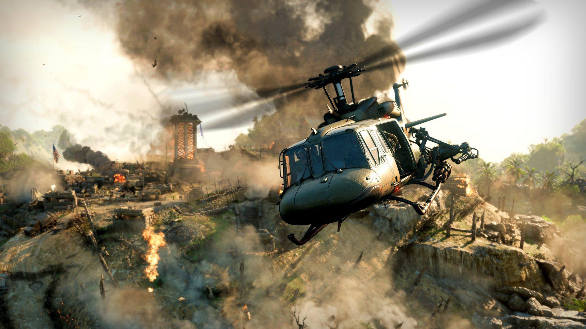 ¡Brutal! Trailer y primeras capturas de Call of Duty: Black Ops Cold War