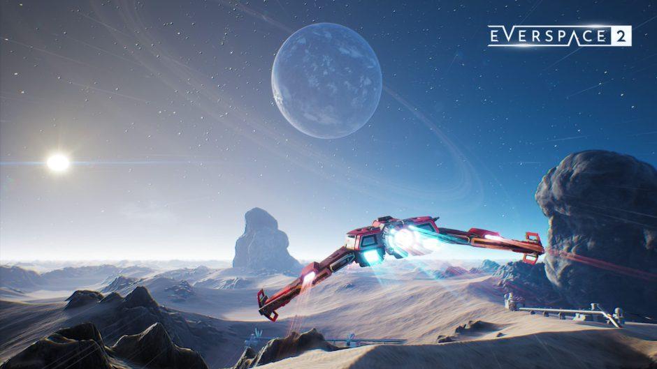 Nuevo tráiler de EverSpace 2 con fecha del acceso anticipado en Steam