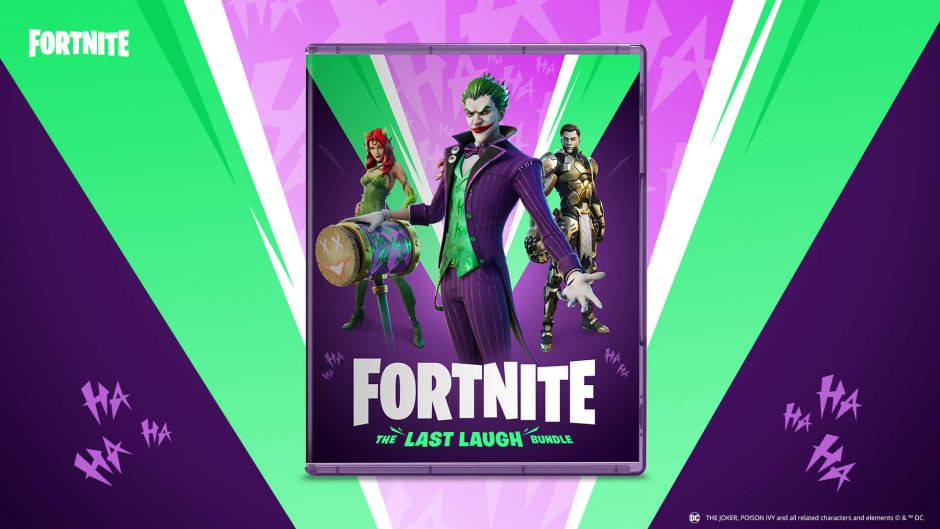 Fortnite: The Last Laugh Bundle es anunciado para Xbox One y Xbox Series X