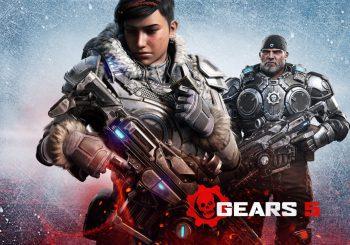 Gears 5, comparativa de sus tiempos de carga en Xbox One X y Xbox Series X