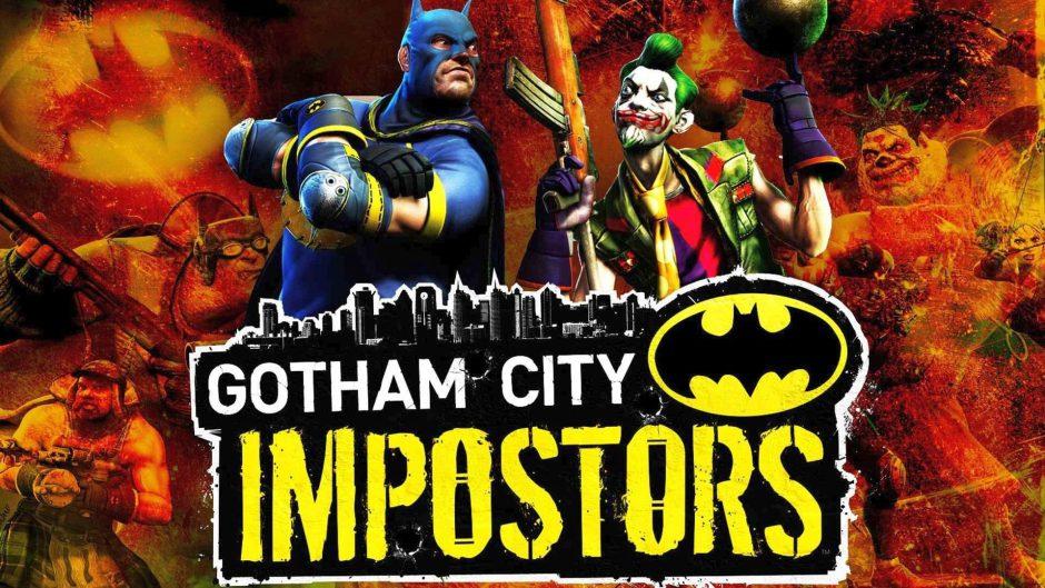 Los creadores de Gotham City Impostors, estarán en la DC Fandome