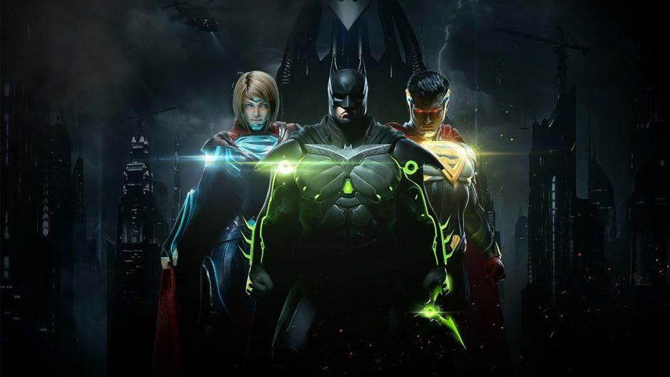 Injustice 2 encabeza los Free Play Days de esta semana