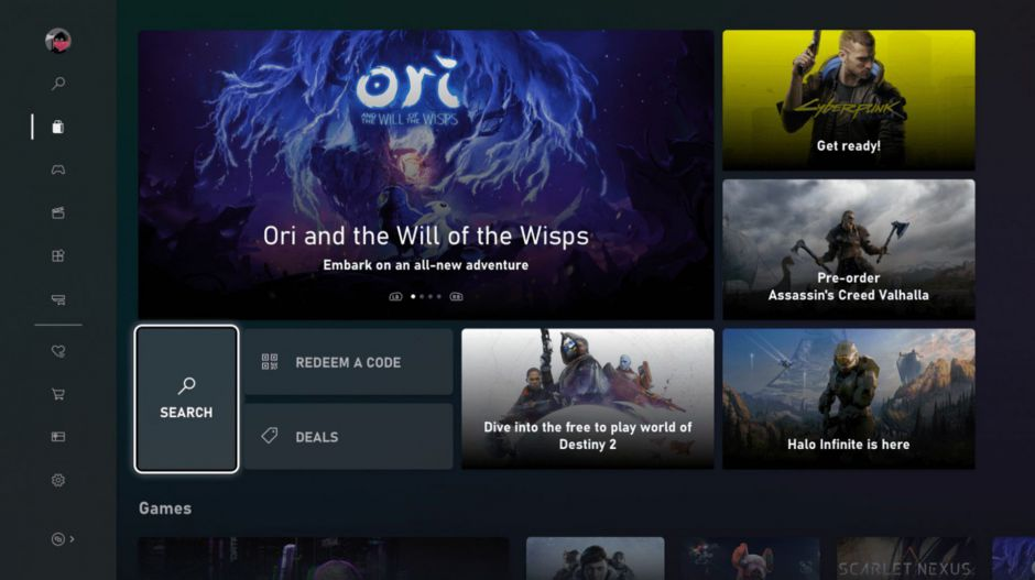 La nueva Microsoft Store de Xbox One llega al anillo Beta de Insider