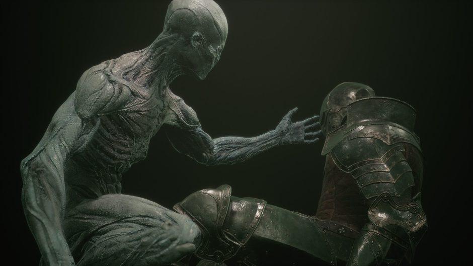 Xbox One X es la única consola con versión mejorada de Mortal Shell