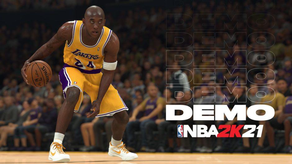 Revelada la fecha de lanzamiento de la Demo de NBA 2K21 en Xbox