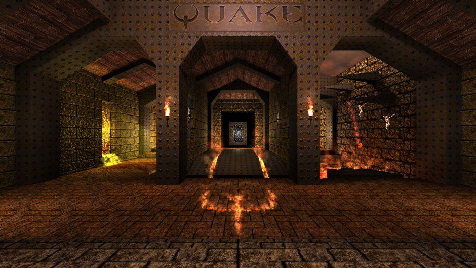 Ya disponible la actualización de Quake para Xbox Series: 4K y 120 fps