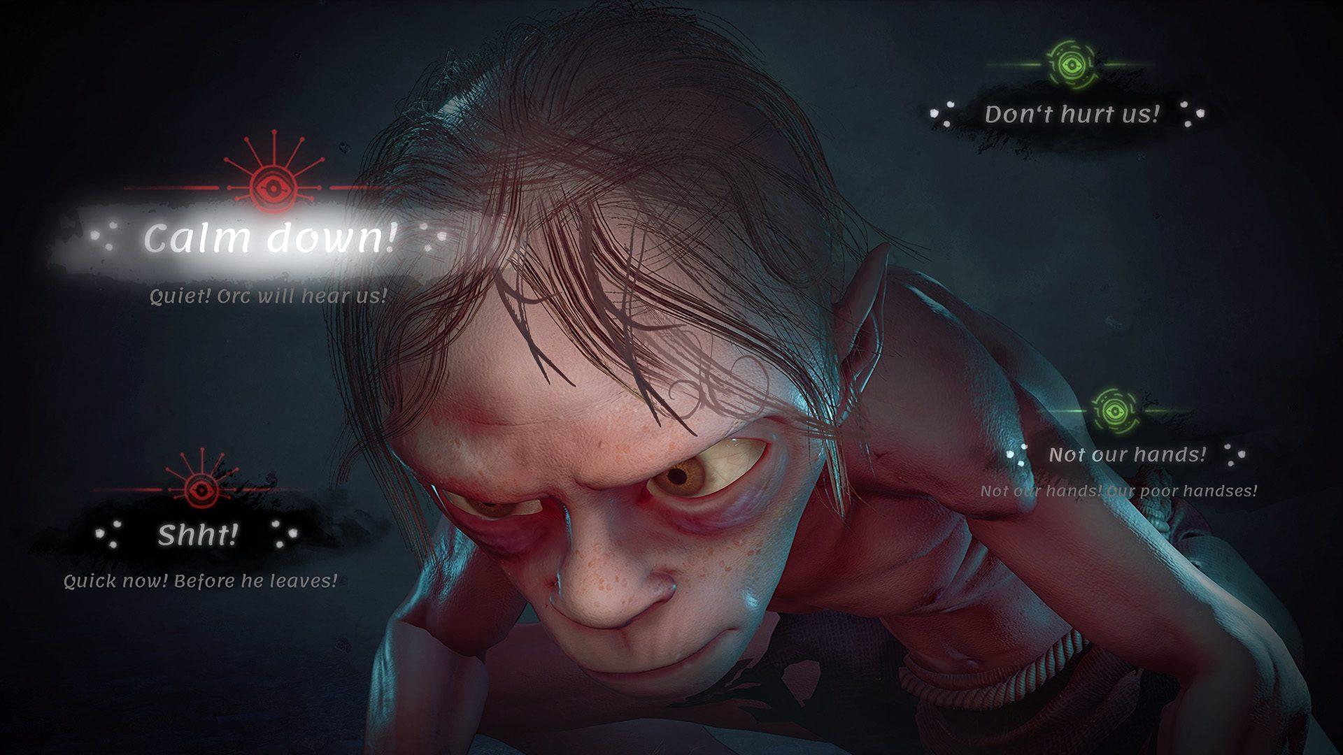 TLOTR Gollum - Gameplay_1_GX