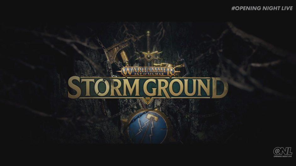 Anunciado el nuevo Warhammer Age of Sigmar Storm Ground
