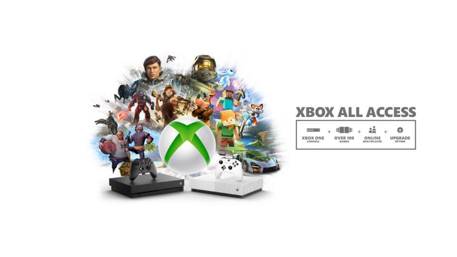 Microsoft llevará su servicio Xbox All Access a más países este año