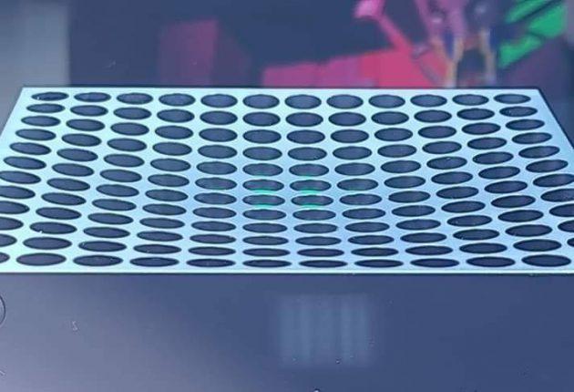 Xbox Series X luce su diseño en un evento de tecnología alemán