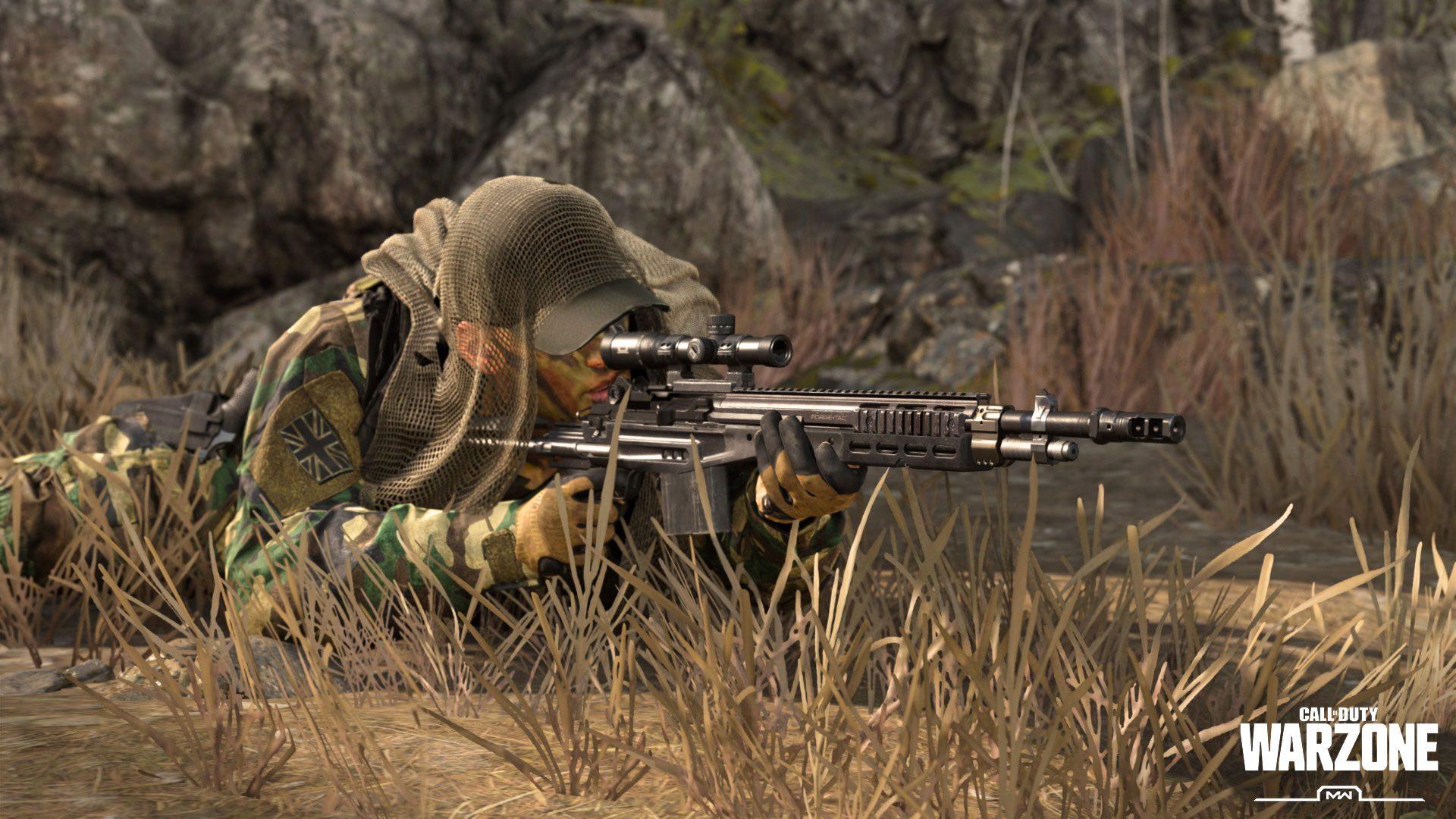 call of duty - warzone - generacion xbox
