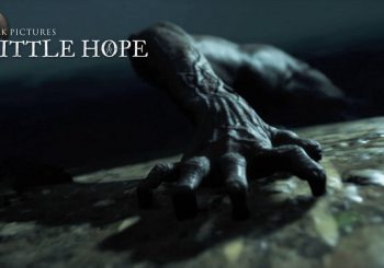 Los sustos y el terror se dan la mano en el nuevo vídeo de Little Hope