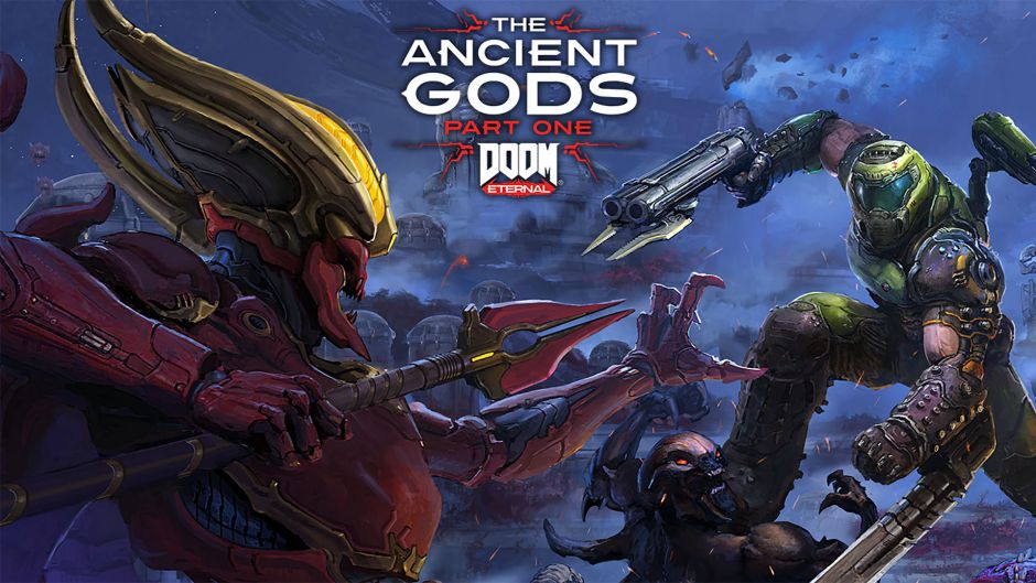 La primera expansión de DOOM Eternal: Los Dioses Antiguos – Parte uno, ya tiene fecha de lanzamiento