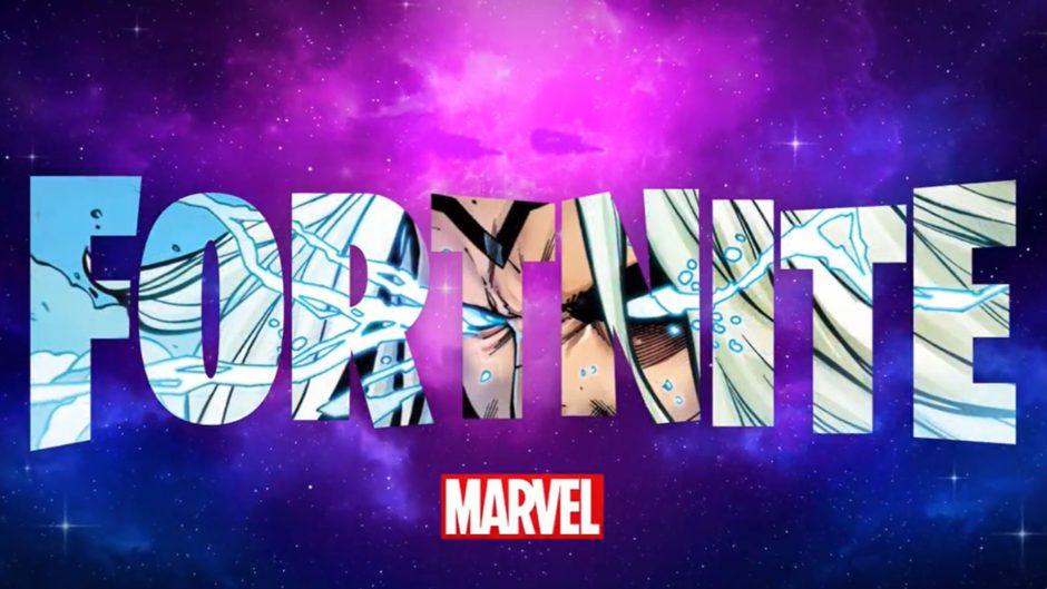 Es oficial, Marvel es la protagonista de la nueva temporada de Fortnite
