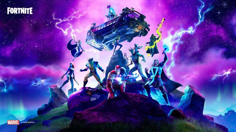 Epic Games habla de las ventajas de usar Xbox Velocity en Fortnite