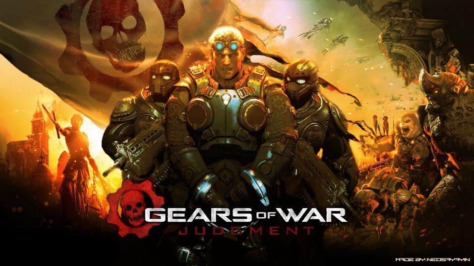 Descarga gratis estos 4 DLC para Gears of War Judgement