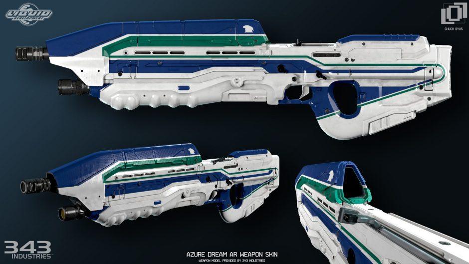 """Halo Infinite contará con """"amuletos"""" para las armas"""