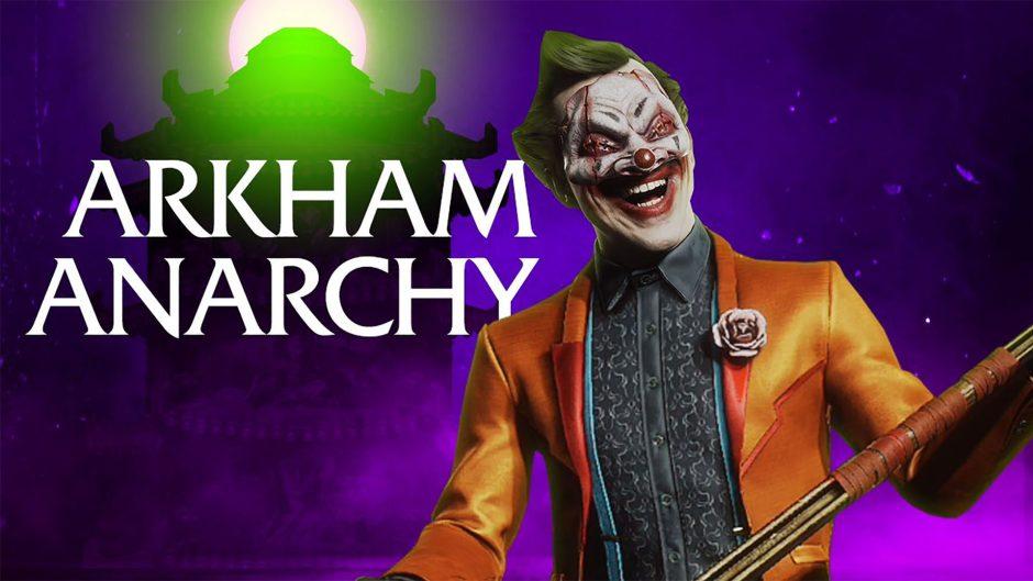 Mortal Kombat 11 festeja el DC FanDome con evento especial del Joker