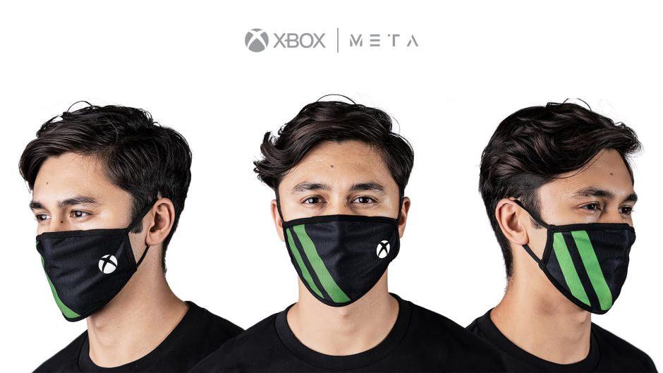 Meta Threaths anuncia las mascarillas oficiales de Xbox