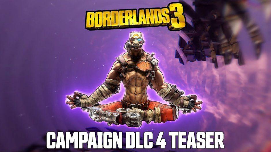 Borderlands 3 presenta un teaser tráiler de su nuevo DLC