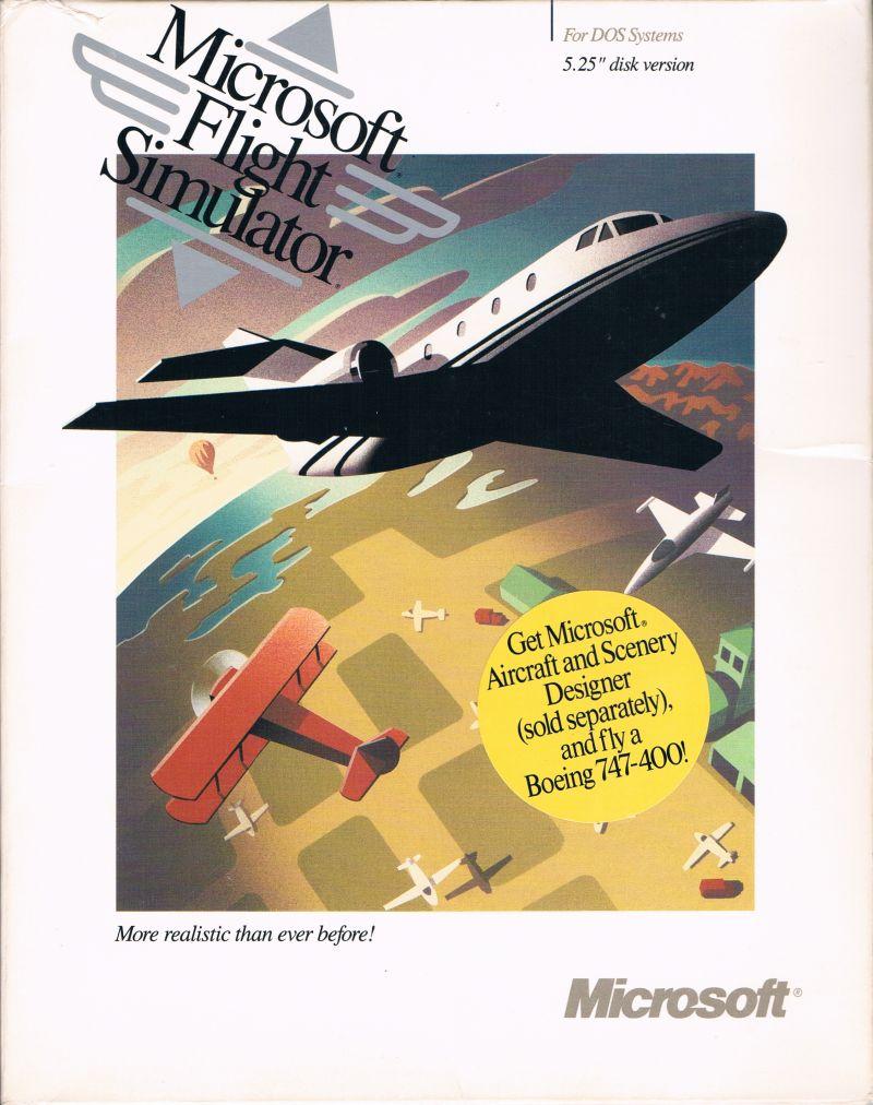 microsoft flight simulator V4 - portada - generacion xbox