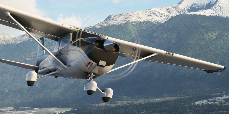 microsoft flight simulator-cessna 172-generacion xbox