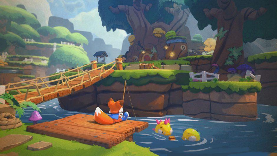 Ya esta disponible New Super Lucky Tales en Xbox Game Pass