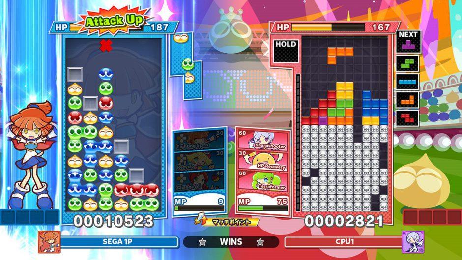 Anunciado Puyo Puyo Tetris 2 para Xbox Series X