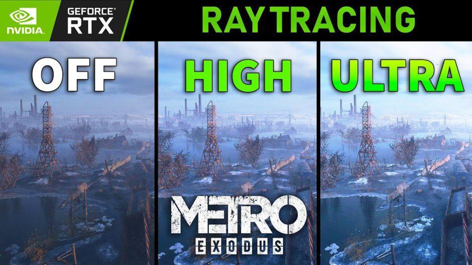 Los desarrolladores de Metro Exodus encantados con el Ray Tracing de Xbox