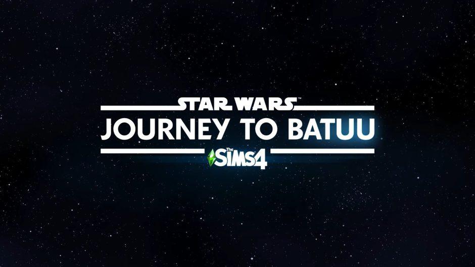 Star Wars llegará pronto a los Sims 4