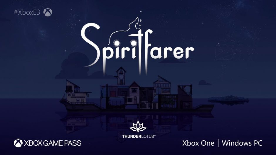 Spiritfarer llega por sorpresa a Xbox Game Pass