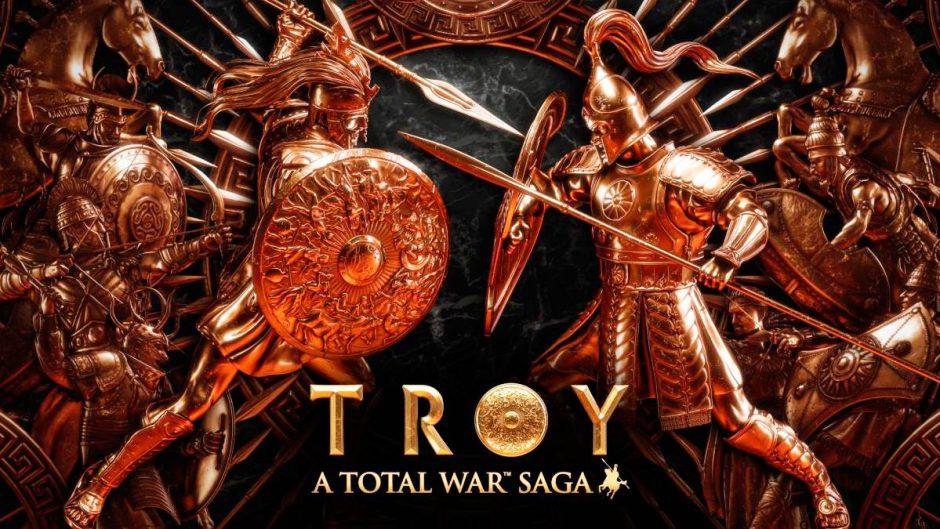 A Total War Saga Troy llega a 7,5M de descargas en 24 hs.